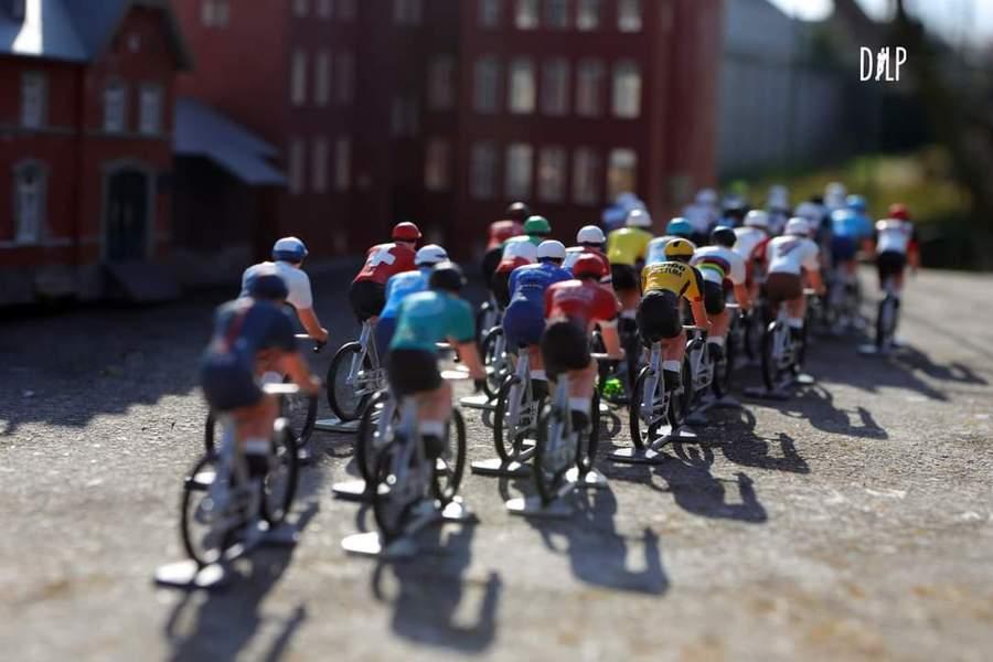 Klaar voor De Ronde met DLP