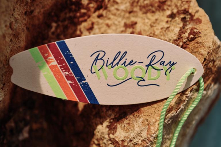 Billie-Ray x Woody