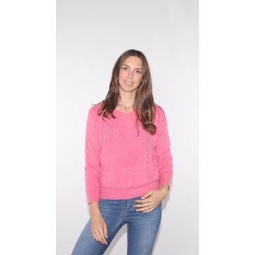 Pull van het merk Mika Elles in het Roze