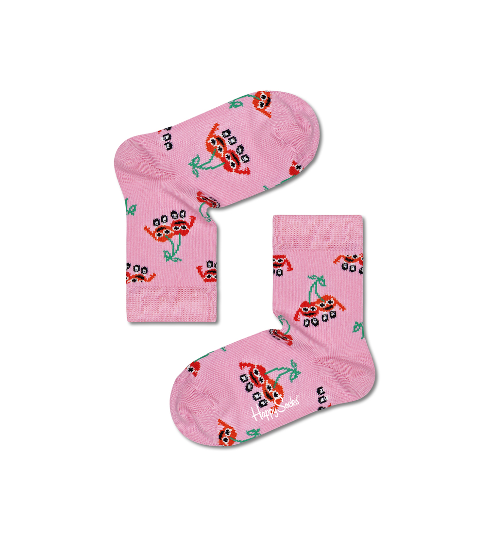 HS KCMA01-3000 Kids Cherry Mates Sock