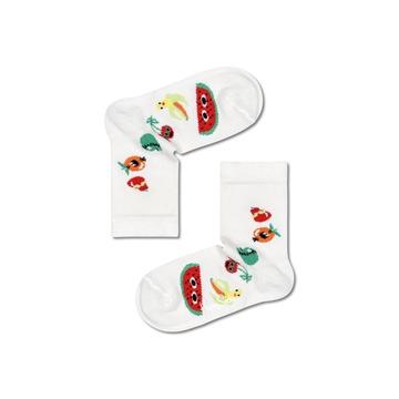 Kousen van het merk Happy Socks in het Wit
